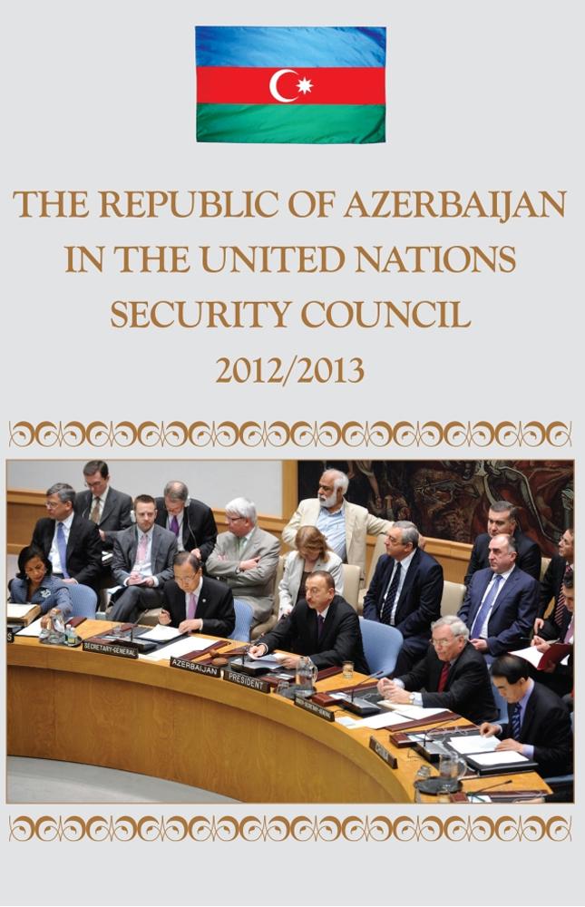 Republic of Azerbaijan UN Security Council