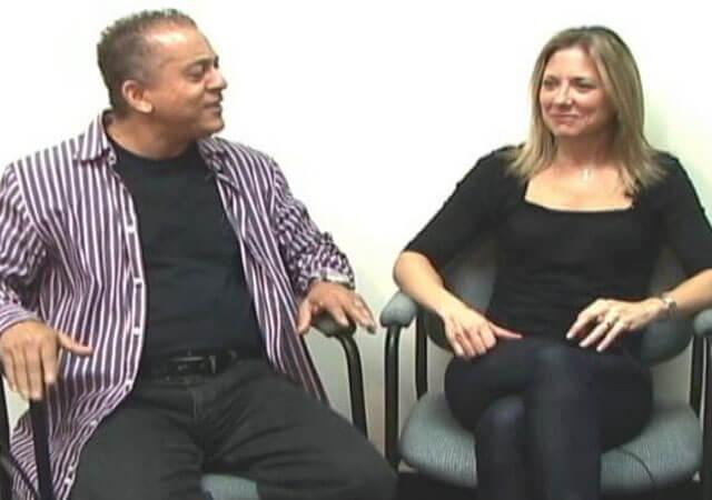 Samir Shukry & Nancy Bender