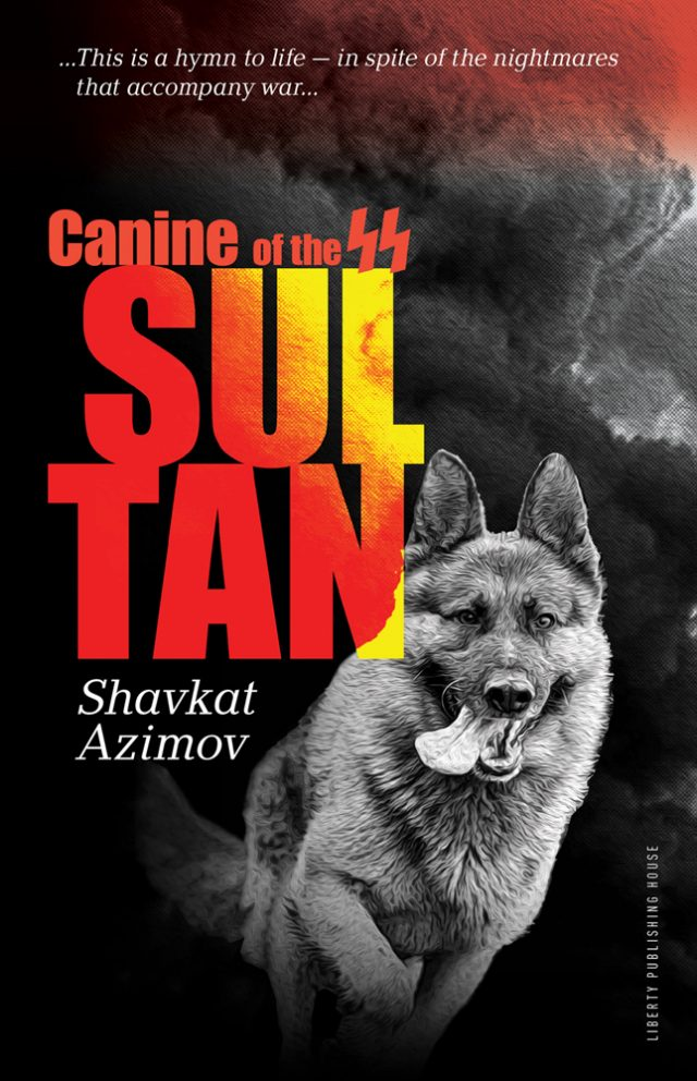 Shavkat-Azimov-Sultan – Canine of the SS Cover